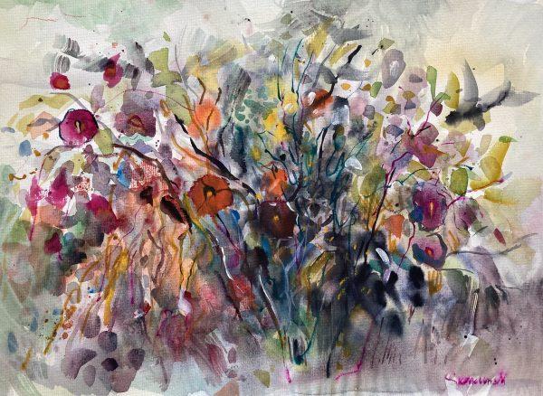 Flowers in Kletno